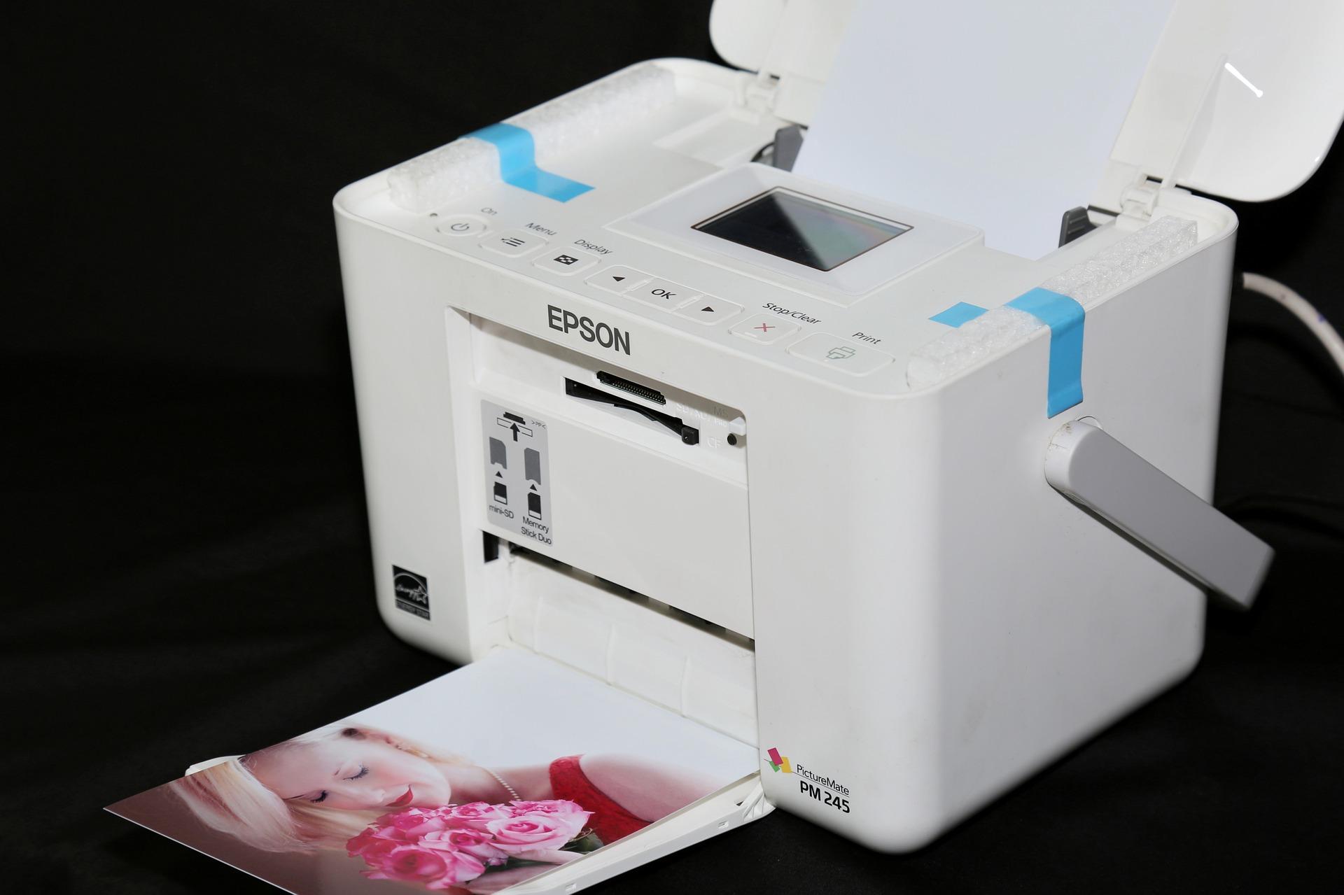 Impressora para comunicação visual